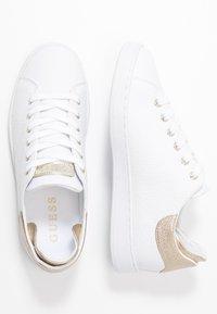 Guess - A$AP ROCKY - Sneakers basse - white - 3