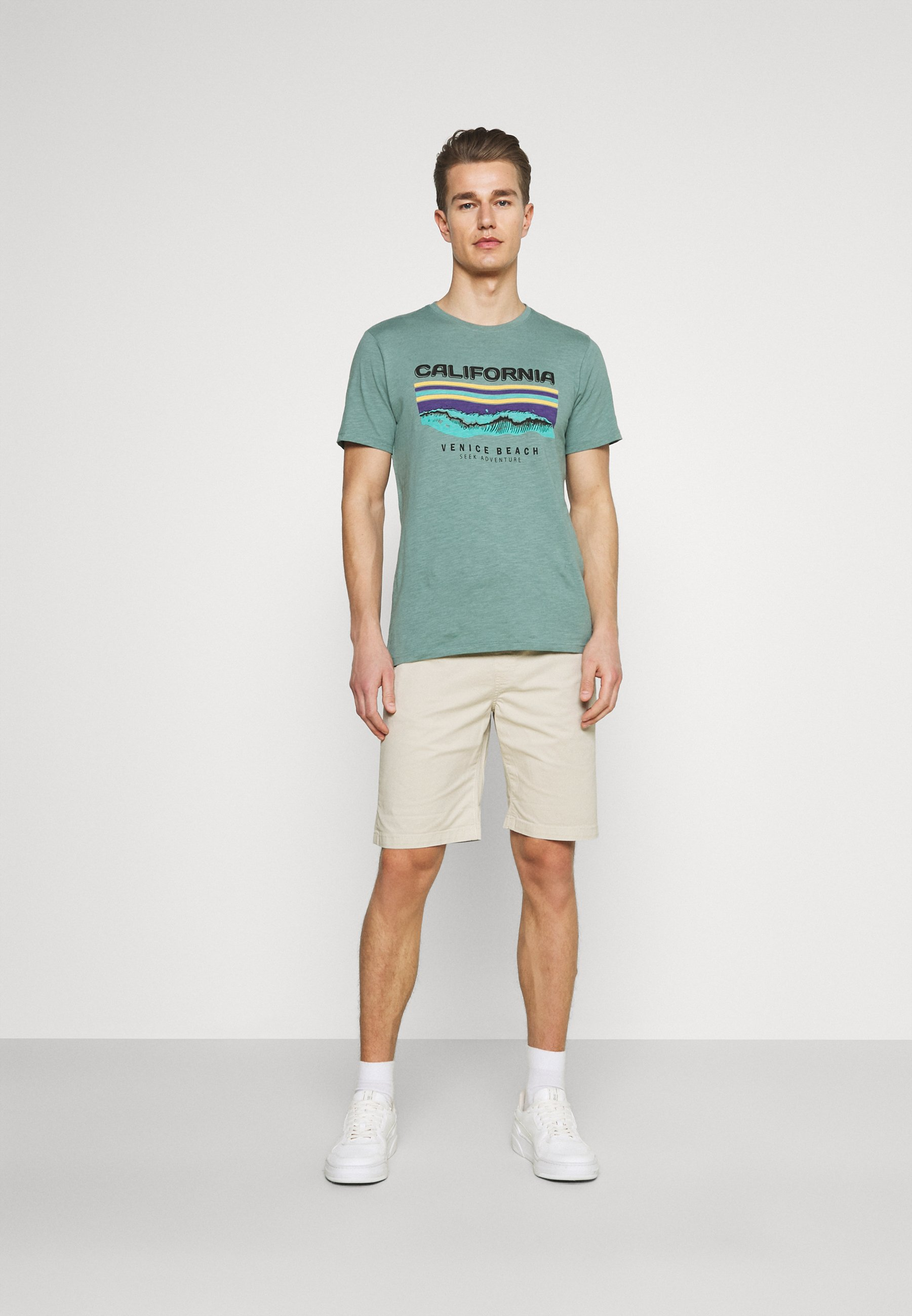 Men POVL ELASTICATED - Shorts