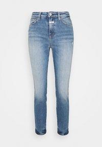 CLOSED - BAKER HIGH - Skinny džíny - blue - 1