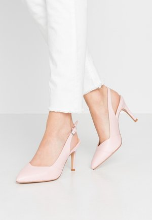 CAMBRIDGE - High heels - light pink
