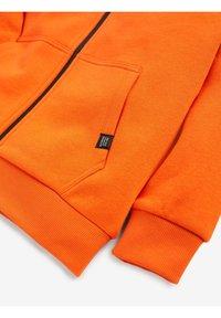 Next - Zip-up sweatshirt - orange - 2