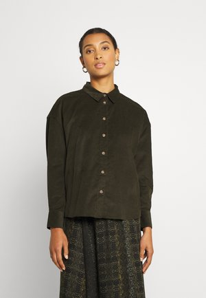 BYDINIA - Button-down blouse - rosin