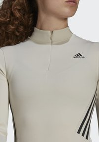 adidas Performance - Leotard - mottled beige - 3
