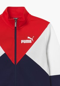 Puma - REBEL SUIT SET - Tracksuit - peacoat - 4