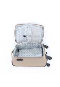 ELLE - Wheeled suitcase - beige - 2