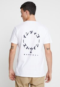 Edwin - DREAMERS  - Print T-shirt - white - 2