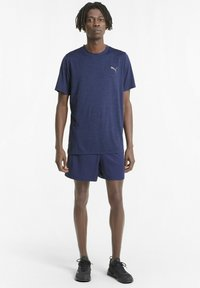 Puma - FAVOURITE HEATHER - Sports shirt - elektro blue heather - 1