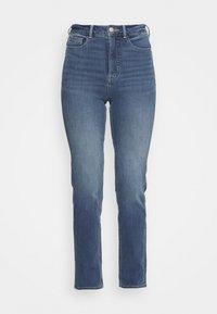 Marks & Spencer London - Straight leg jeans - light-blue denim - 4