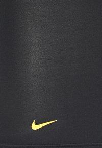 Nike Underwear - TRUNK  3 PACK - Culotte - red /black /uni gold - 4