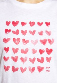 J.CREW - MOTHERS DAY TEE - Print T-shirt - white - 5