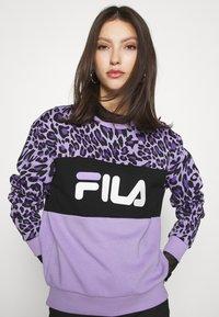 Fila - LEAH - Sweatshirt - sand verbena/black - 3