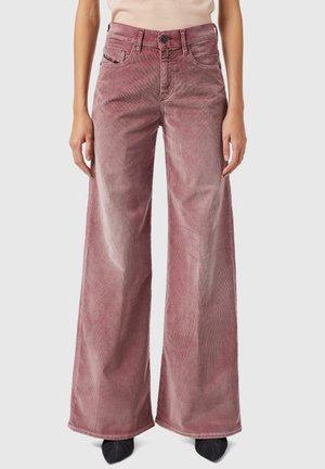 D AKEMI 069YA - Trousers - pink