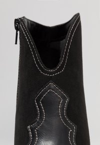 New Look - ELSA - High heeled ankle boots - black - 2