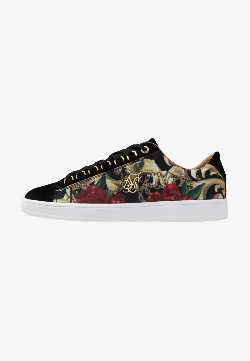 SIKSILK - PRESTIGE - Sneakers - black