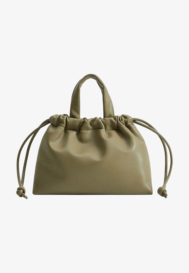 NORDIC - Handbag - khaki