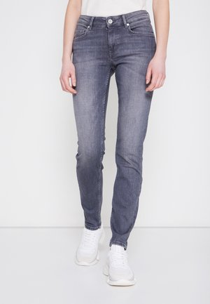 Džíny Slim Fit - grey denim