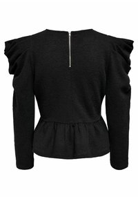 ONLY - Long sleeved top - black - 5