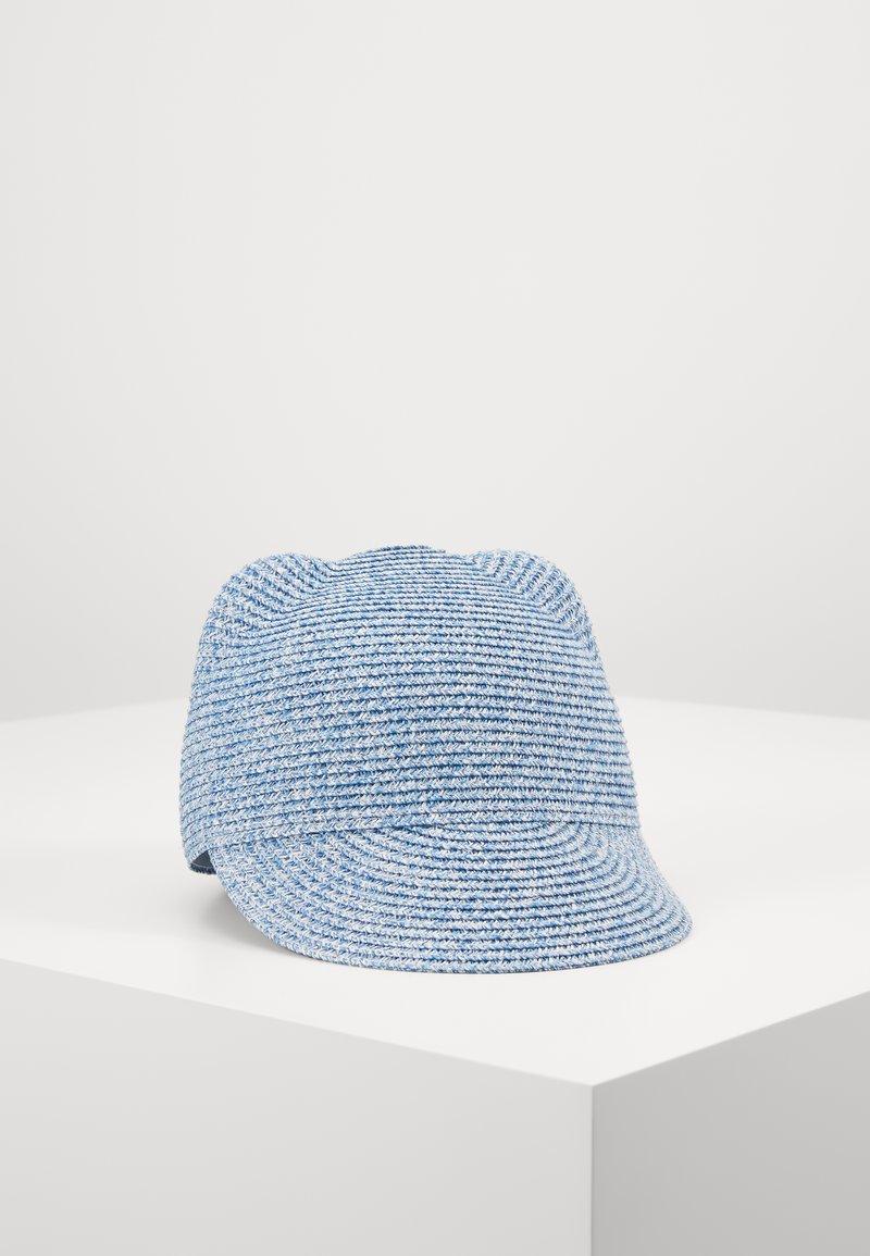 Benetton - HAT - Czapka z daszkiem - blue