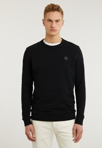 CHASIN' - TOBY - Sweatshirt - black - 0