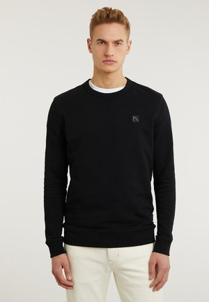 TOBY - Sweater - black