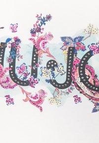 Liu Jo Jeans - MODA - Printtipaita - white - 2
