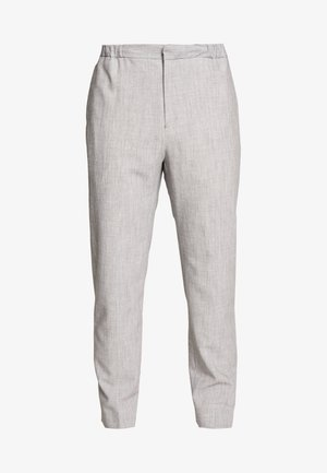 COOL MARL ELASTICATED TROUSER - Broek - grey