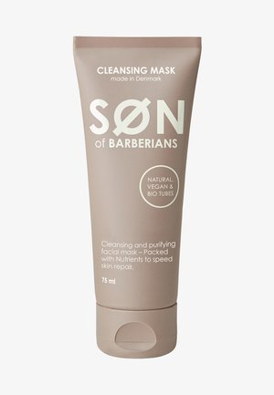 CLEANSING MASK - Face mask - -