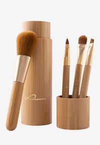 Luvia Cosmetics - TRAVEL BAMBOO TUBE - Zestaw pędzli do makijażu - - - 1