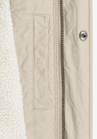 Solid - DARNELL - Winter coat - sand - 6
