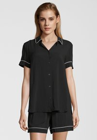 Schiesser - SET - Pyjama - black - 0