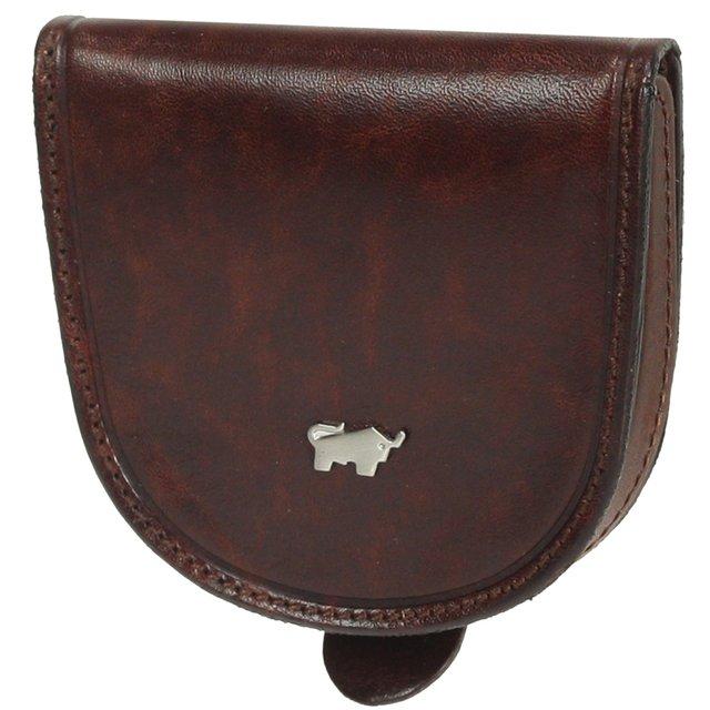 BASIC (8 cm) - Wallet - braun