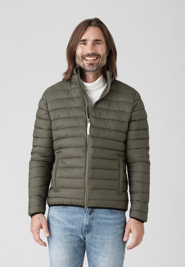 Veste d'hiver - field green