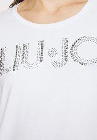 Liu Jo Jeans - LONGSLEEVE - Long sleeved top - white - 5