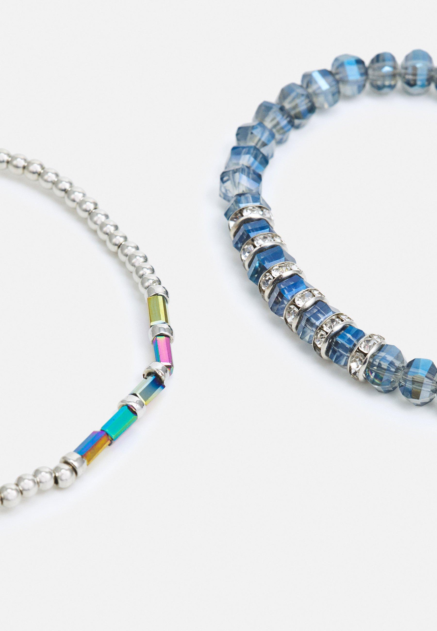 Men 2PACK BEADED BRACELETS - Bracelet