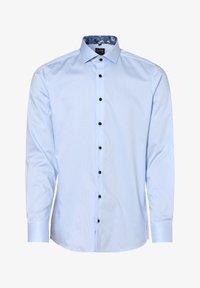 OLYMP - Shirt - hellblau weiß - 0