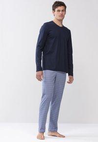 Mey - Pyjama top - yacht blue - 1