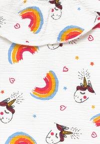 Lemon Beret - SMALL GIRLS - T-shirt print - optical white - 3