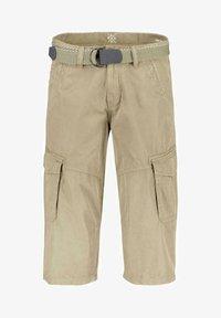 LERROS - Shorts - sandy beige - 0