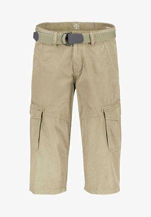 Shorts - sandy beige
