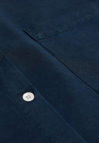 Violeta by Mango - UVA - Košilové šaty - dunkles marineblau - 4