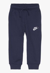 Nike Sportswear - CLUB CUFF PANT - Tracksuit bottoms - midnight navy - 0