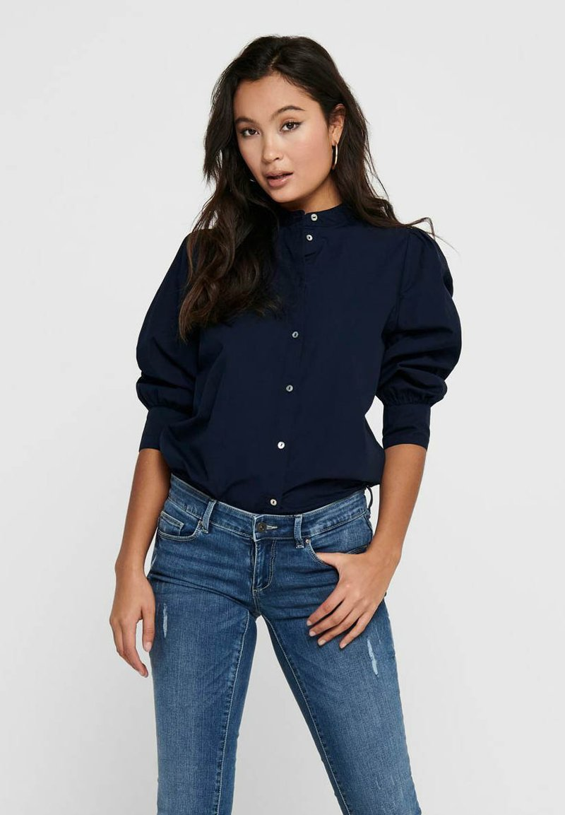 ONLY - Button-down blouse - night sky