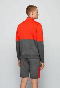 BOSS - SKAZ  - Zip-up sweatshirt - grey - 2