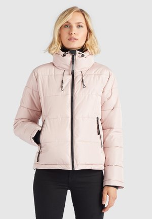 TUBA - Winter jacket - altrosa