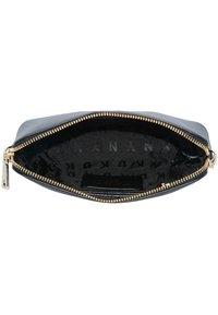 DKNY - BRYANT DOME SUTTON - Across body bag - black - 3