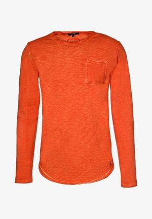 CHIBS  - Long sleeved top - orange