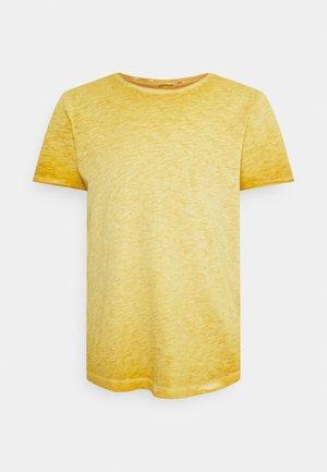 KURZARM - T-shirt basique - yellow