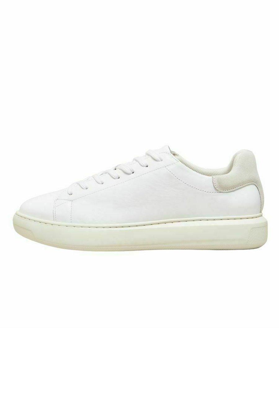 Homme Baskets basses - white