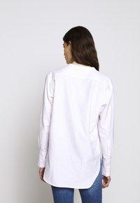 CLOSED - ROWAN - Button-down blouse - rose quartz - 2
