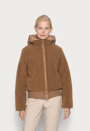 Winter jacket - nut